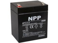 Батарея до ПБЖ NPP NP12-4.5