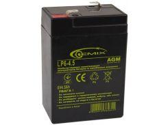 Батарея до ПБЖ Gemix LP6-4.5