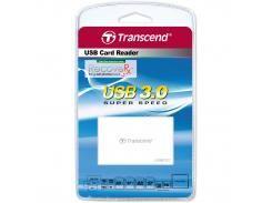 Кардрідер Transcend TS-RDF8W White