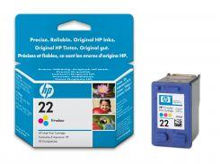 Картридж HP No.22 DJ3920, 3940, PSC1410 кольоровий