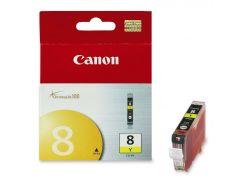 Картридж Canon CLI-8Y iP4300, 4500, 5300 Yellow