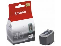 Картридж Canon PG-40Bk iP1600, 1700, 1800, MP150, 170, 450 Black