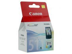 Картридж Canon CL-511 MP260, MP240, MP480 кольоровий