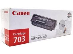 Картридж Canon 703 Q2612A LBP-2900, HP LJ1010 Black