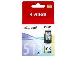 Картридж Canon CL-513 MP260, МР240, МР480 кольоровий