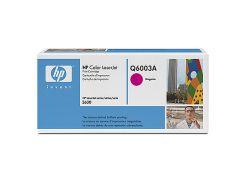Картридж HP Q6003A НР CLJ1600, 2600 малиновий