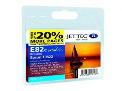 Картридж Jet Tec Epson Stylus Photo R-270, 390, RX-590 Blue