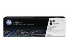 Картридж HP CLJ CP1525n, СР1525nw, CM1415fn, СМ1415fnw Black