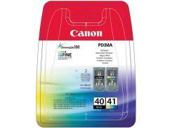 Картридж Canon PG-40Bk/CL-41 B/C/M/Y Multi Pack