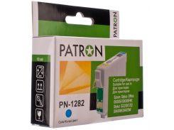 Картридж Patron для Epson T1282 Blue