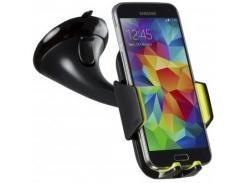 Кріплення для мобільного телефону Kit Premium Universal чорне/зелене