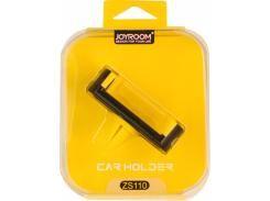 Кріплення для мобільного телефону JoyRoom JR-ZS110 Black з жовтим