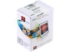 Процесор AMD X2 A4-5300 (AD5300OKHJBOX) BOX