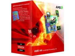 Процесор AMD A4 X2 4000 (AD4000OKHLBOX) BOX