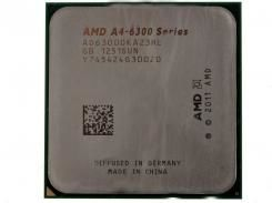 Процесор AMD X2 A4-6300 (AD6300OKHLBOX) BOX