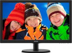 Монітор Philips 223V5LSB2/62 (223V5LSB2/62) Black