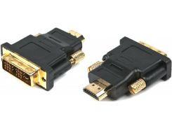 Перехідник Gembird HDMI / DVI (18+1)