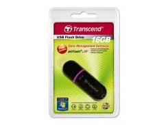 Флешка USB Transcend JetFlash V300 16ГБ (TS16GJF300)