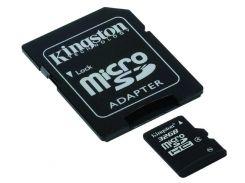 Карта пам'яті Kingston microSDHC 32 ГБ (SDC4/32GB)