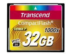 Карта пам'яті Transcend CF 1000X 32 ГБ (TS32GCF1000)