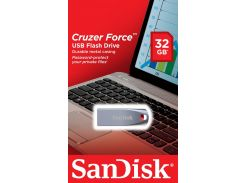 Флешка USB SanDisk Cruzer Force 32 ГБ (SDCZ71-032G-B35)