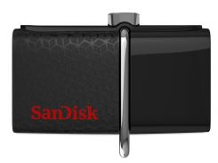 Флешка USB SanDisk Ultra Dual OTG 16 ГБ (SDDD2-016G-G46)
