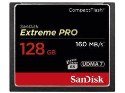 Карта пам'яті SanDisk eXtreme Pro CF 128 ГБ (SDCFXPS-128G-X46)