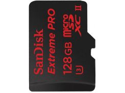 Карта пам'яті Sandisk Extreme Pro Micro SDXC 128 ГБ (SDSQXPJ-128G-GN6M3)