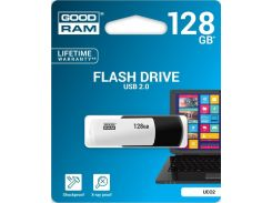 Флешка USB GoodRam Colour 128 ГБ (UCO2-1280KWR11) Black/White