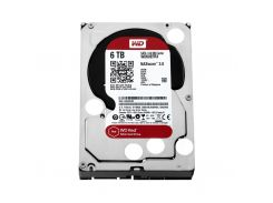 Жорсткий диск Western Digital Red (WD60EFRX) 6 ТБ