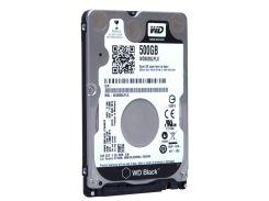 Жорсткий диск Western Digital Black (WD5000LPLX) 500 ГБ