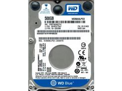 Жорсткий диск Western Digital Blue (WD5000LPCX) 500 ГБ