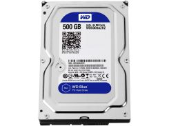 Жорсткий диск Western Digital Blue (WD5000AZRZ) 500 ГБ