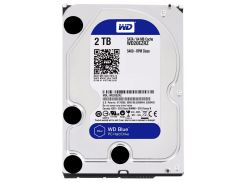 Жорсткий диск Western Digital Blue (WD20EZRZ) 2 ТБ