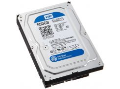 Жорсткий диск Western Digital Blue (WD5000AZLX) 500 ГБ