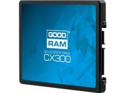 Твердотільний накопичувач GOODRAM CX300 (SSDPR-CX300-120) 120 ГБ