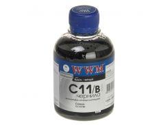 Чорнила WWM CANON CL-521/CLI426Bk  Black (C11/B) (200 г.)