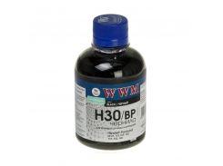 Чорнило WWM H30/BP HP C8767, C8765, C9362 чорне