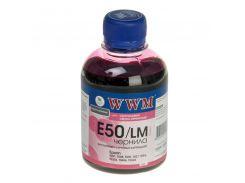Чорнило WWM E50/LM Epson C13T11164A10, C13T11264A10 світло-малинове