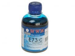 Чорнило WWM E73/C Epson Stylus CX3700, T26, TX106 блакитне