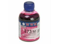 Чорнило WWM E73/M Epson Stylus CX3700, T26, TX106 малинове