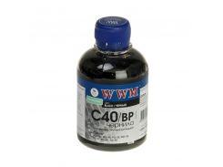 Чорнило WWM C40/BP Canon PG-40, PGI5Bk, BCI-15 чорне