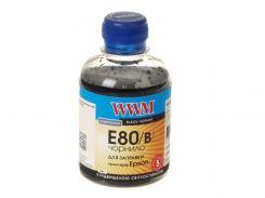 Чорнило WWM E80/B Epson L800 чорне