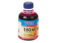 Чорнило WWM E80/M Epson L800 малинове