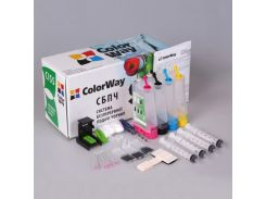 Система БПЧ ColorWay MP240CN-4.1NC Canon Pixma MP240, 250, 260, MX320