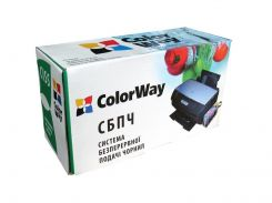 Система БПЧ ColorWay HP DeskJet 3525 / 4615 / 4625 / 5525 / 6525