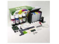 Система БПЧ ColorWay H650CN-4.1NC HP №121/122/650