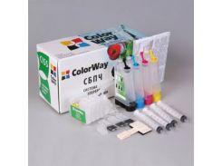 Система БПЧ ColorWay Epson C63/C65/C83/CX3500 без чорнил