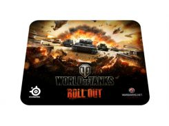 Килимок SteelSeries QcK World of Tanks Tiger Edition