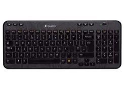 Клавіатура Logitech K360 Black